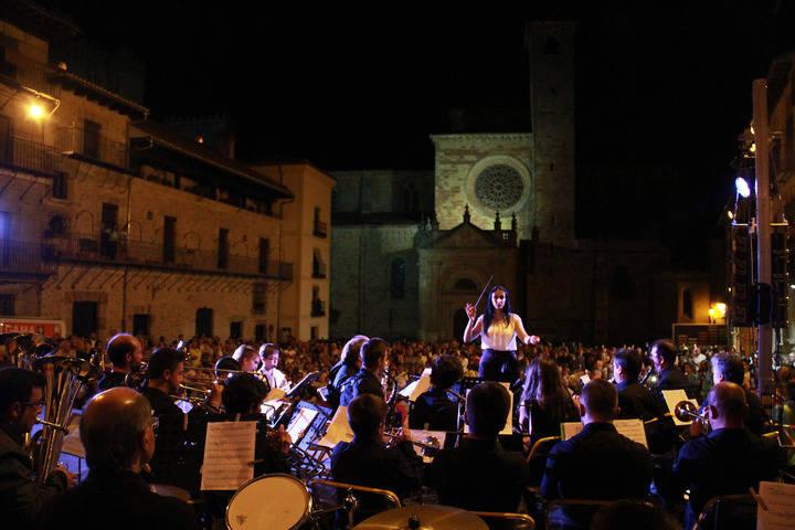 Este domingo, concierto de Santa Cecilia de la Banda de Música de Sigüenza