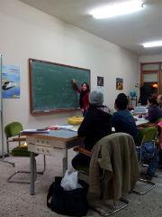 37 alumnos iniciaron las clases en la Escuela de Adultos de Sigüenza