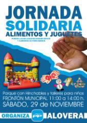 El PP de Alovera promueve una jornada solidaria para que ningún niño se quede sin juguetes esta Navidad
