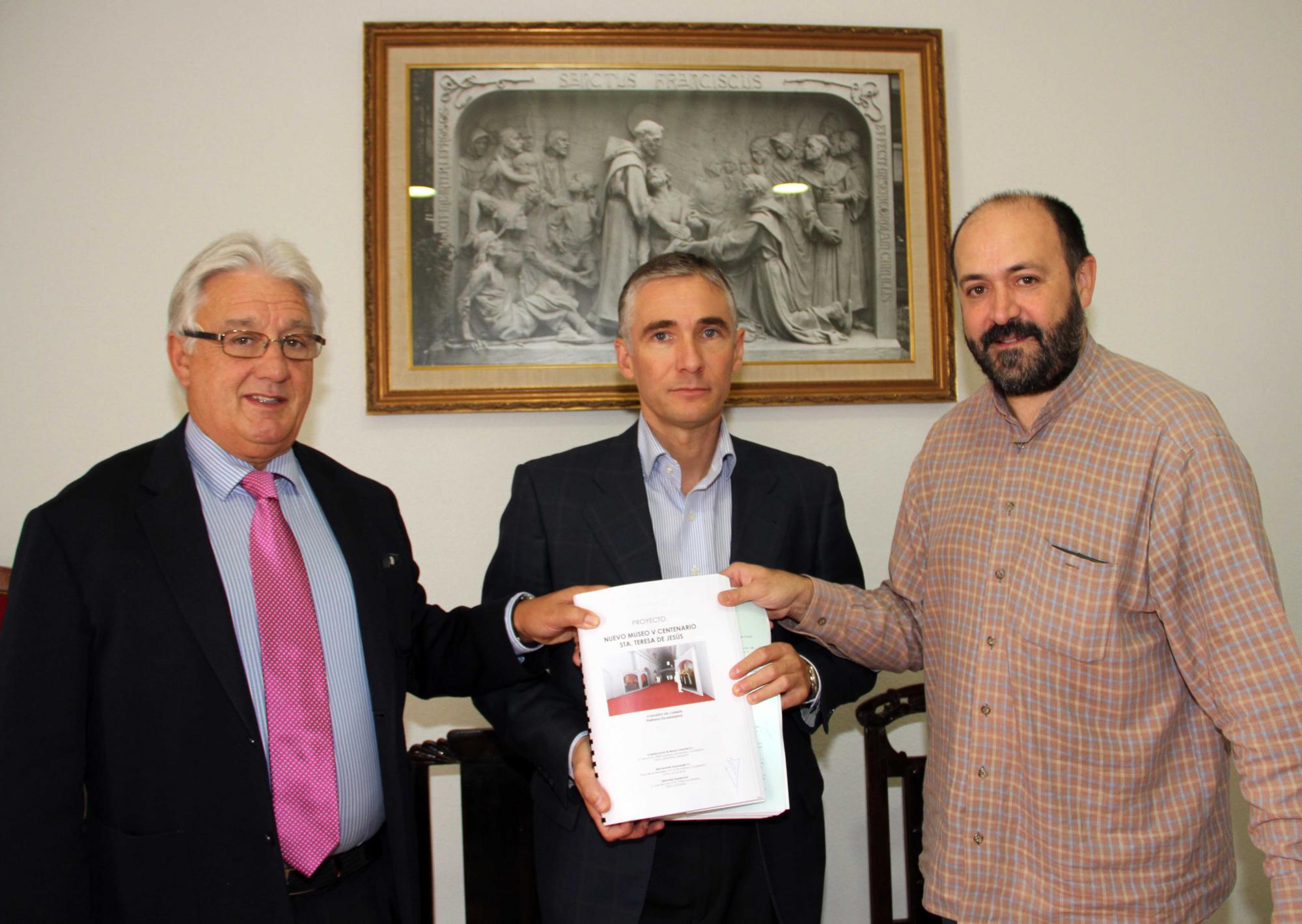 FADETA aprueba una ayuda de 128.000 euros para el Museo del V Centenario de Santa Teresa en Pastrana