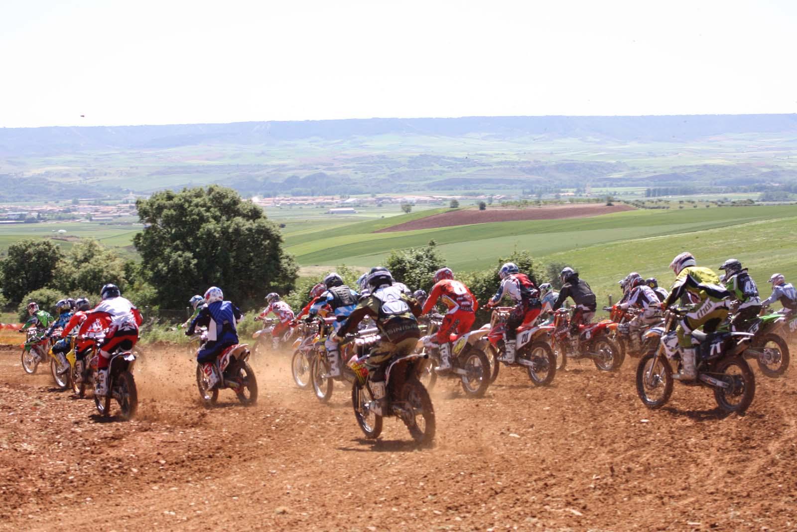 El próximo domingo, 23 de noviembre, el Campeonato de Castilla-La Mancha de motocross tiene una cita en el circuito de Yunquera de Henares