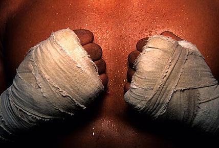 Loren, campeón del Mundo de Muay Thai