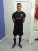 El jugador del CDE, Óscar Pérez, convocado con la selección regional juvenil