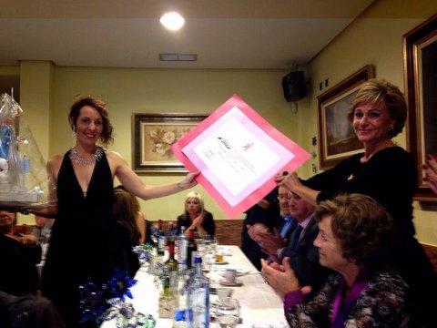 La Asociación Española Contra el Cáncer de El Casar celebra su Cena Benéfica
