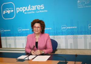 Riolobos destaca que Cospedal es la presidenta más transparente y la que menos gana de todas las comunidades autónomas