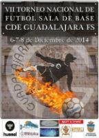 El VII Torneo Nacional de Fútbol Sala de Base del CDE Guadalajara batirá todos sus récords