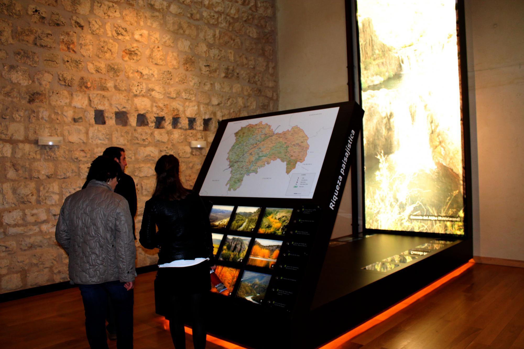 Más de 700 personas han visitado el Centro de Interpretación Turística de la provincia el fin de semana