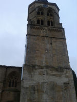 FADETA apoya la restauración de la Torre de la Iglesia de Alcocer