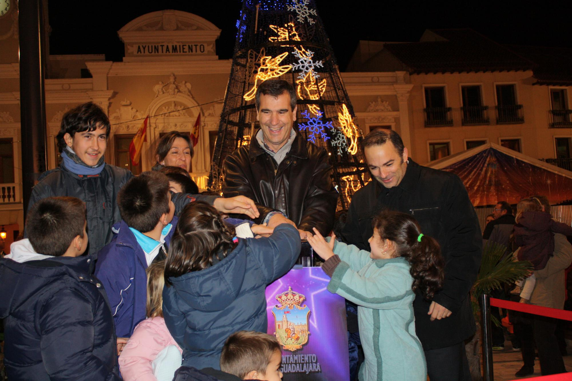 ¡La Navidad llega a Guadalajara!