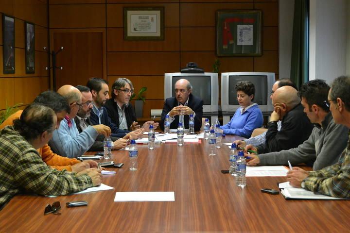 El Consejo provincial de Caza muestra su satisfacción por el desarrollo de la declaración de comarca de emergencia cinegética de ciervos en la comarca de Molina de Aragón