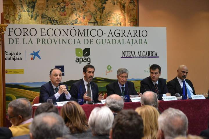 """Condado resalta el """"importante impulso de modernización que el Gobierno regional ha dado al sector agroalimentario"""""""