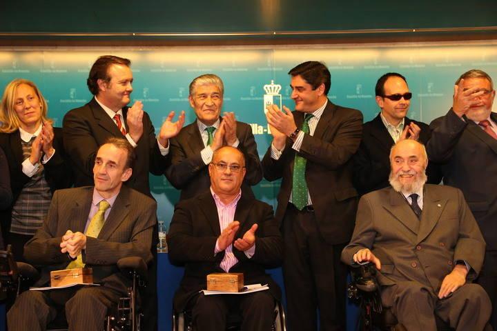 Echániz anuncia un nuevo Centro Residencial de Discapacidad Intelectual en Guadalajara con 24 plazas