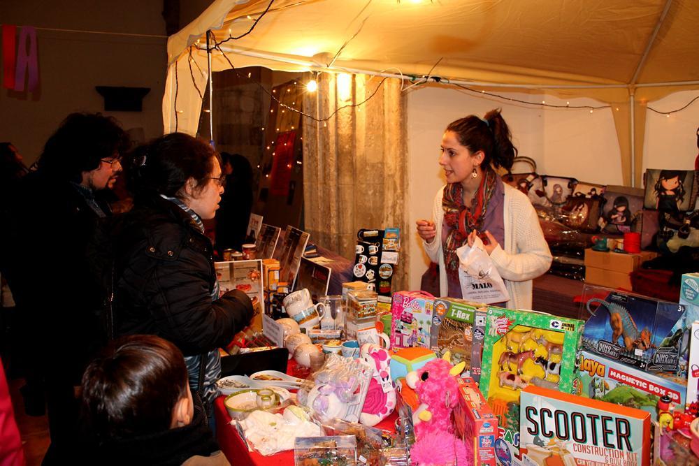 Un escaparate navideño del comercio y la artesanía del Geoparque de la Comarca de Molina-AltoTajo