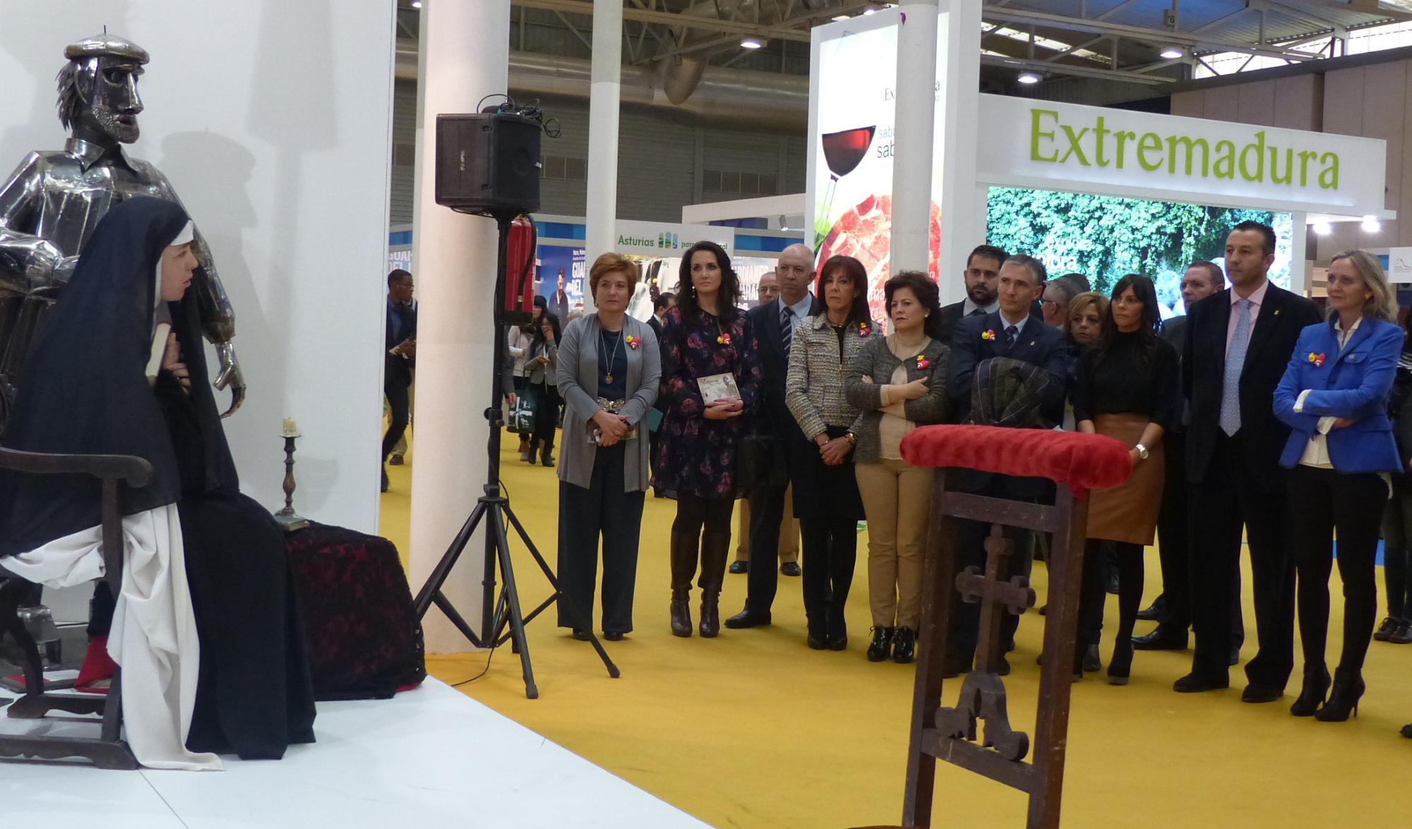 La Diputación promociona los atractivos de la provincia en la Feria Internacional de Turismo de Interior