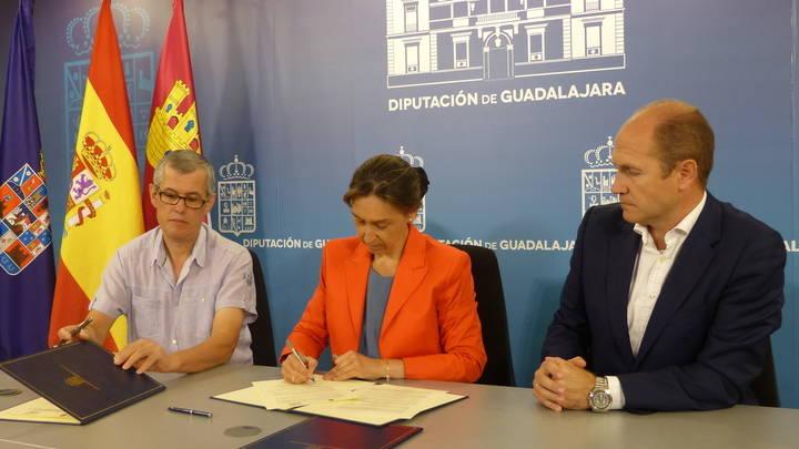 La Diputación promueve la práctica del bádminton en la provincia de Guadalajara
