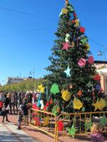 La Navidad ilumina este sábado Cabanillas con el primero de los cerca de 50 actos que forman parte de la programación de 2014