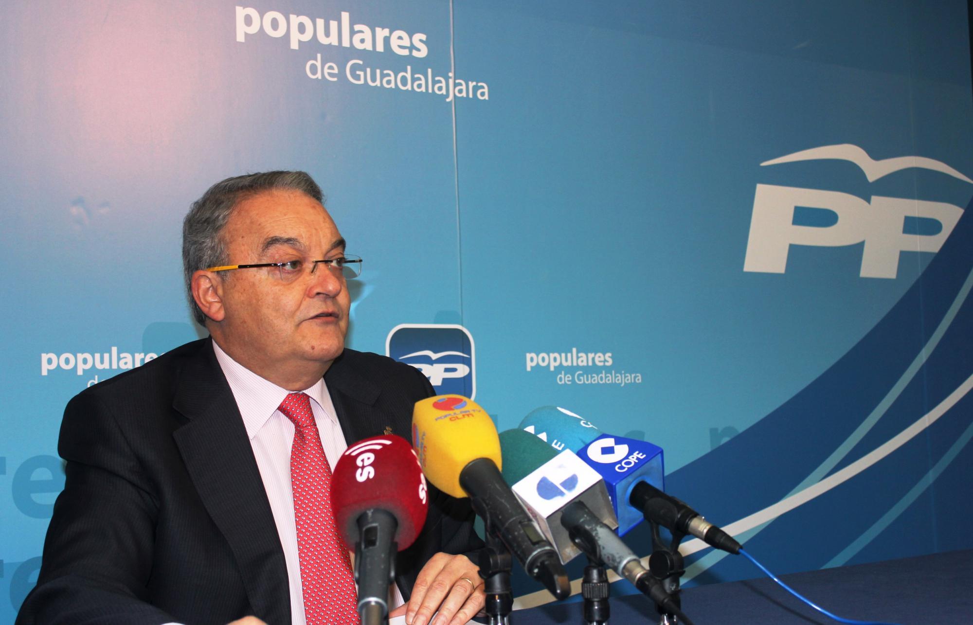 """Juan Antonio de las Heras: """"El Gobierno del PP ha presentado la reforma más ambiciosa en la historia de la Democracia en España por la regeneración y el buen gobierno"""""""