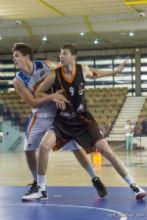 El joven serbio Luka Nikolic llega cedido al CEBA para crecer juntos