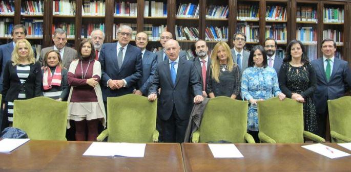 Ya hay nueva Sala de Gobierno del TSJ de Castilla La Mancha