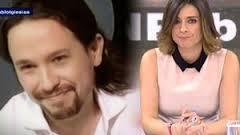 Sandra Barneda desmiente y pone en su sitio al líder de extrema izquierda, Pablo Iglesias de Podemos