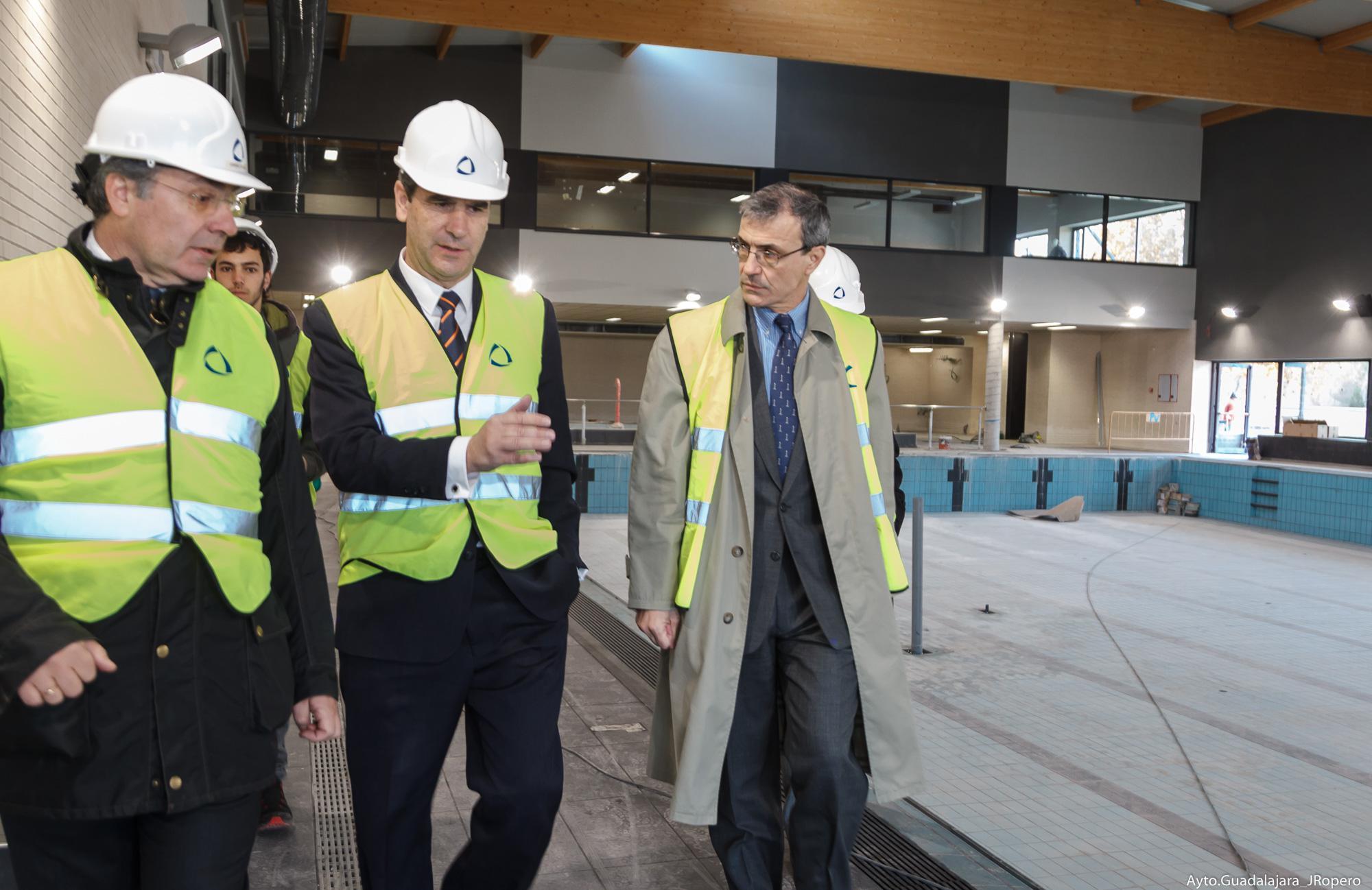 El Centro Acuático Municipal abrirá sus puertas el 15 de enero