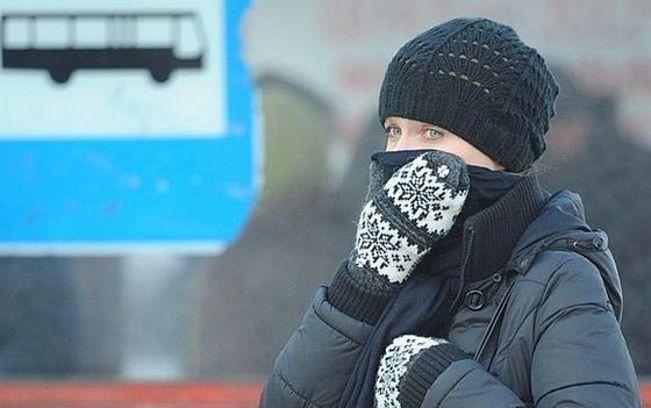 Continúan las frías temperaturas rozando los -1ºC por la noche