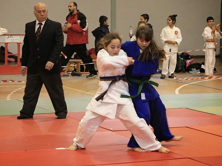 Siete medallas para el gimnasio Aylu de Guadalajara en el campeonato regional Sub 11 y Sub 13 de judo