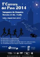 El Running C.C.Yunquera organiza para la tarde de Nochebuena la 1ª Carrera del Pavo