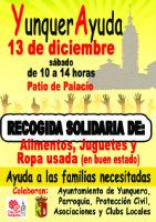 La Navidad en Yunquera de Henares comienza este fin de semana de la manera mas solidaria