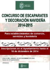 Alovera presenta su concurso de escaparates y decoración navideña