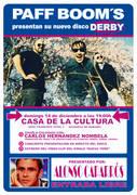 El musical 'Moonster Party' y el grupo azudense 'Paff Boom's', este fin de semana en la Casa de la Cultura