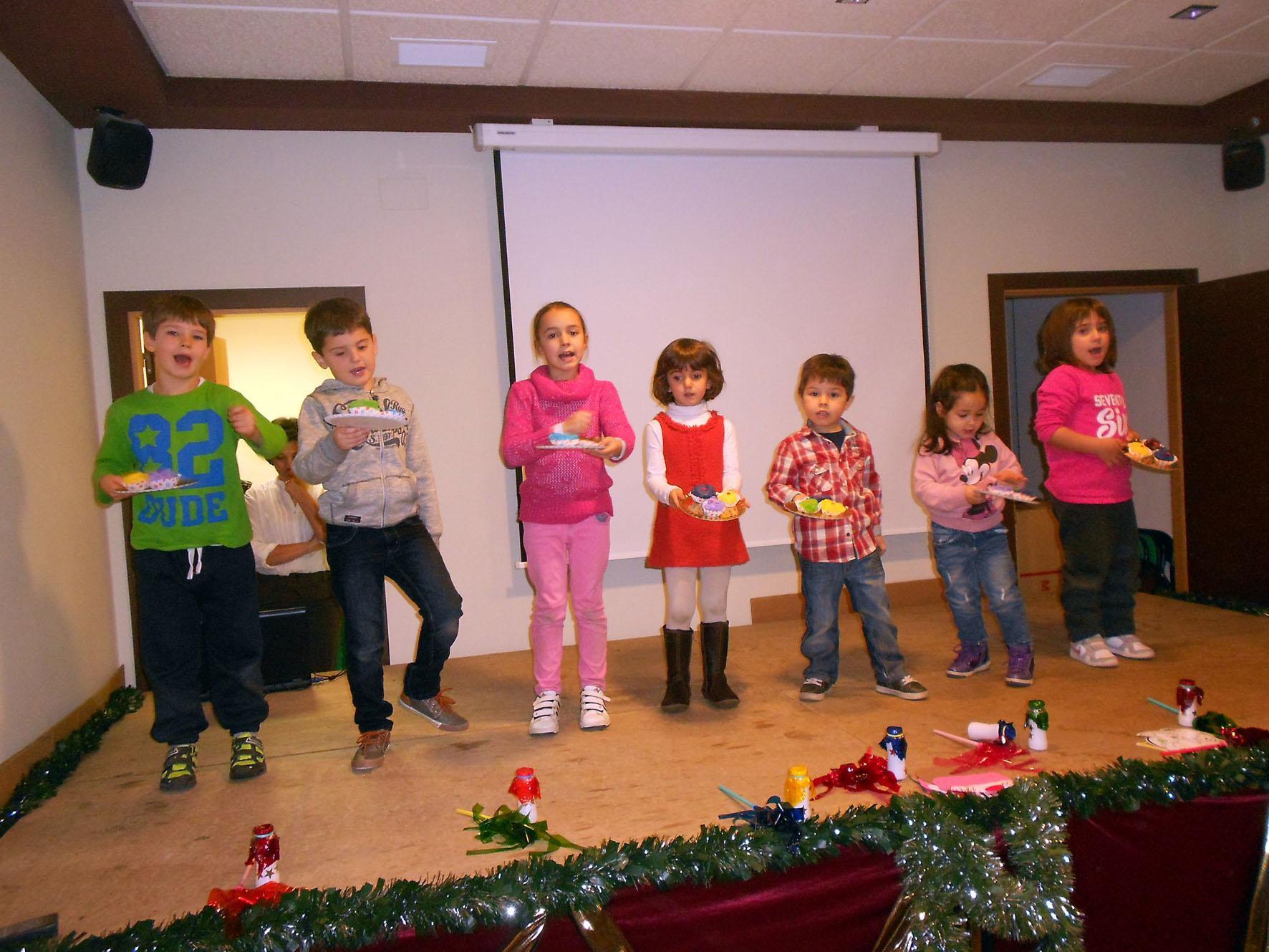 Los niños de Quer le darán este año comienzo a la navidad con sus villancicos y poesías