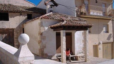 La Junta estudia personarse en la denuncia interpuesta a un vecino por demoler una ermita en Pastrana