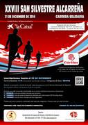 La XXVIII San Silvestre Alcarreña de Azuqueca de Henares alcanza 114 participantes en dos semanas