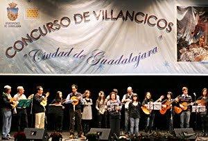 Este domingo se celebra Concurso de Villancicos Ciudad de Guadalajara