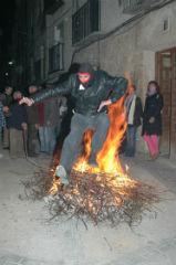 Horche celebra este domingo la centenaria Fiesta de las Hogueras de la Purísima