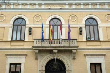 La Diputación aprueba una inversión de 208.800 euros para obras en varios pueblos