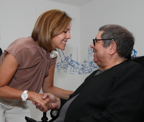 Cospedal: Castilla-La Mancha celebra el gran paso dado en materia de Discapacidad