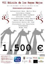"""La Asociación de Empresarios de Sigüenza (AES) lanza por séptimo año consecutivo la campaña """"Reyes Majos"""""""