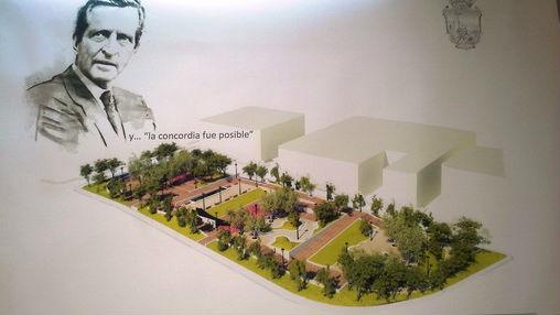 Siete empresas concurren al concurso para la construcción del Parque Adolfo Suárez