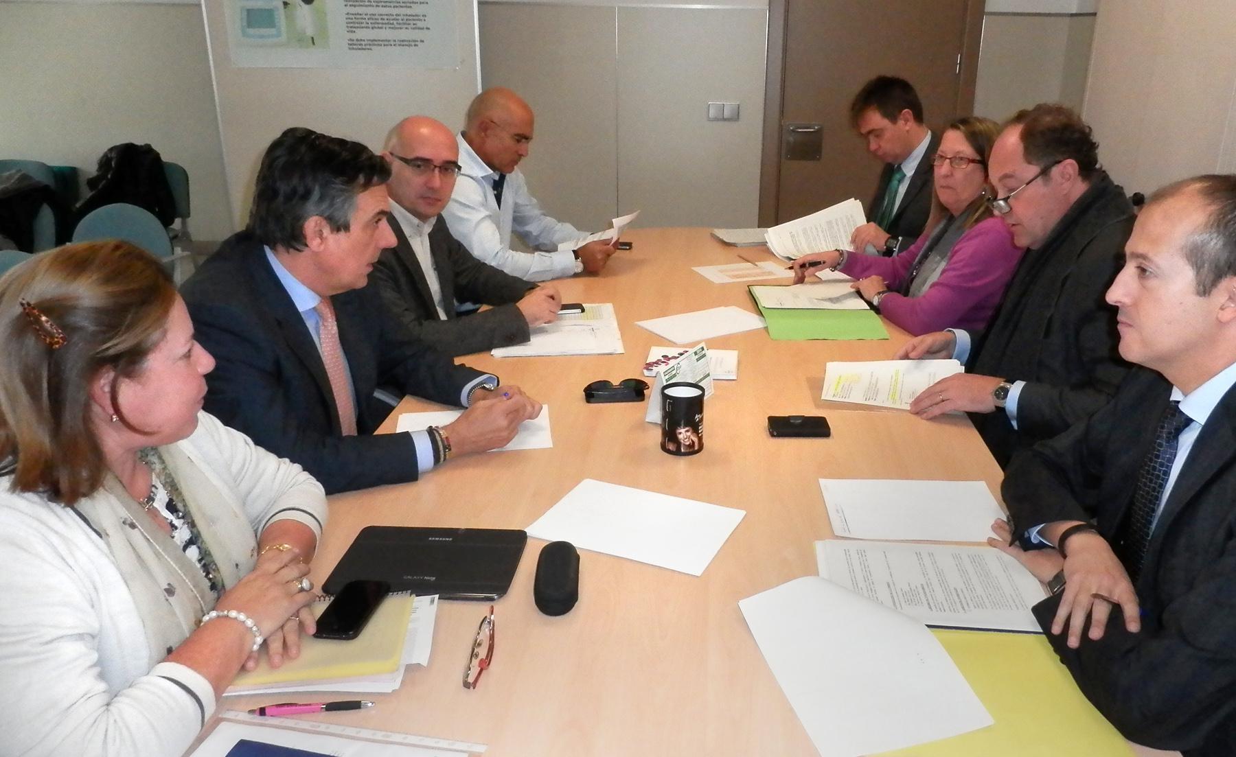 Más de 350 vecinos de la zona de Molina han sido atendidos en los centros hospitalarios de Aragón este año