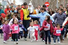 La XXVIII San Silvestre Alcarreña de Azuqueca de Henares supera el millar de participantes