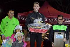 Ricardo Serrano y Ana Lozano, los más rápidos de la XXVIII San Silvestre Alcarreña de Azuqueca