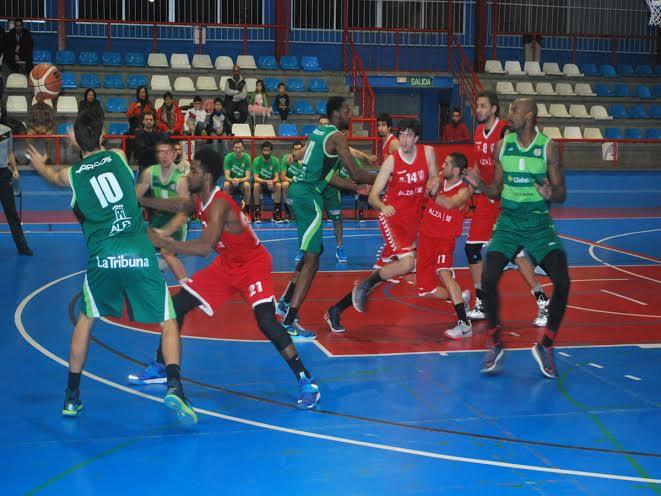El Alza Basket Azuqueca se hundió ante el chaparrón albaceteño