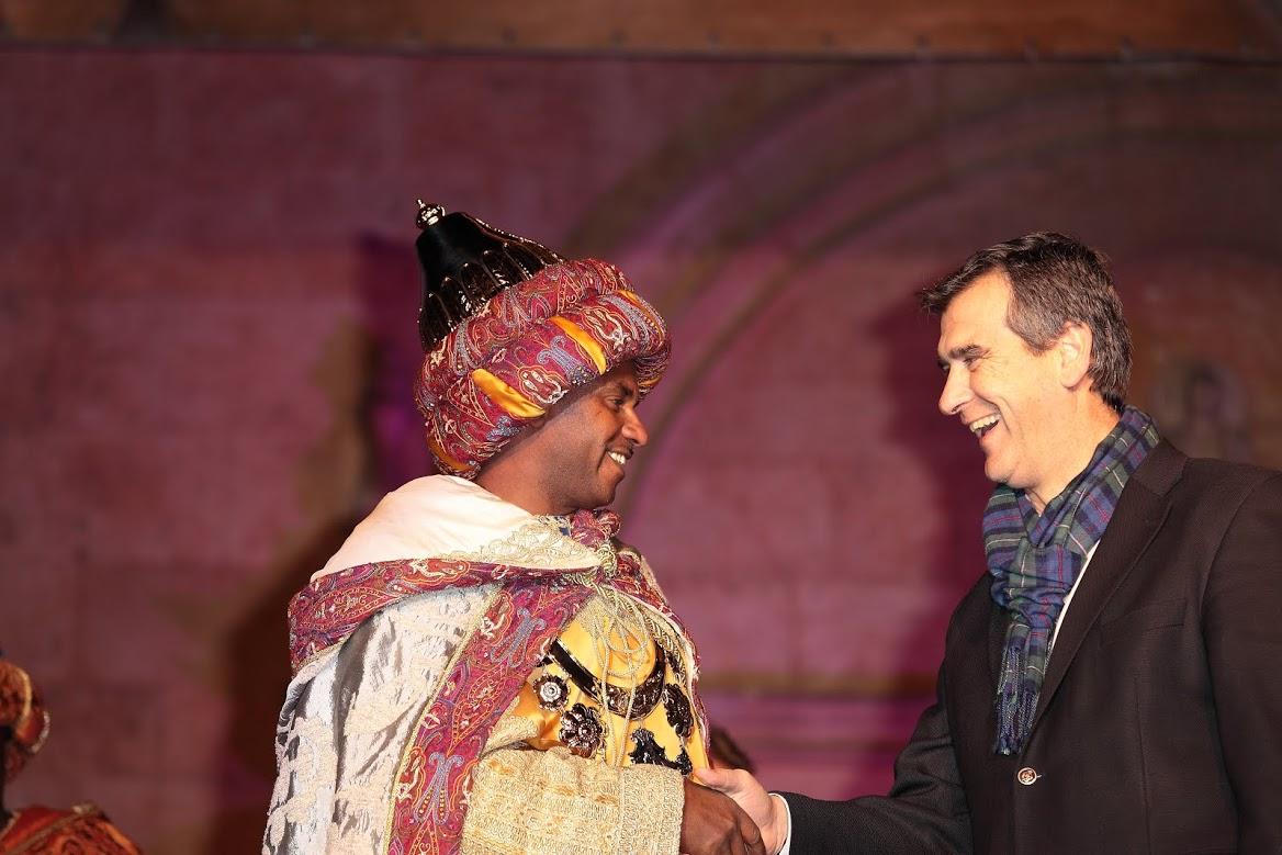 Cerca de 30.000 personas presencian la Magia de la Cabalgata de los Reyes Magos en Guadalajara