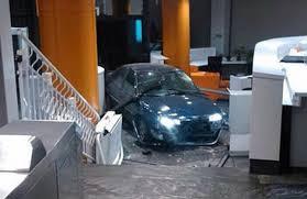 El coche empotrado contra la sede del PP en Madrid tiene matrícula de Guadalajara