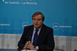 """Cañizares: """"Las acusaciones y fianza impuestas a Moltó le sitúan como uno de los casos más graves de presunta corrupción, que afecta directamente al actual PSOE de Page"""""""