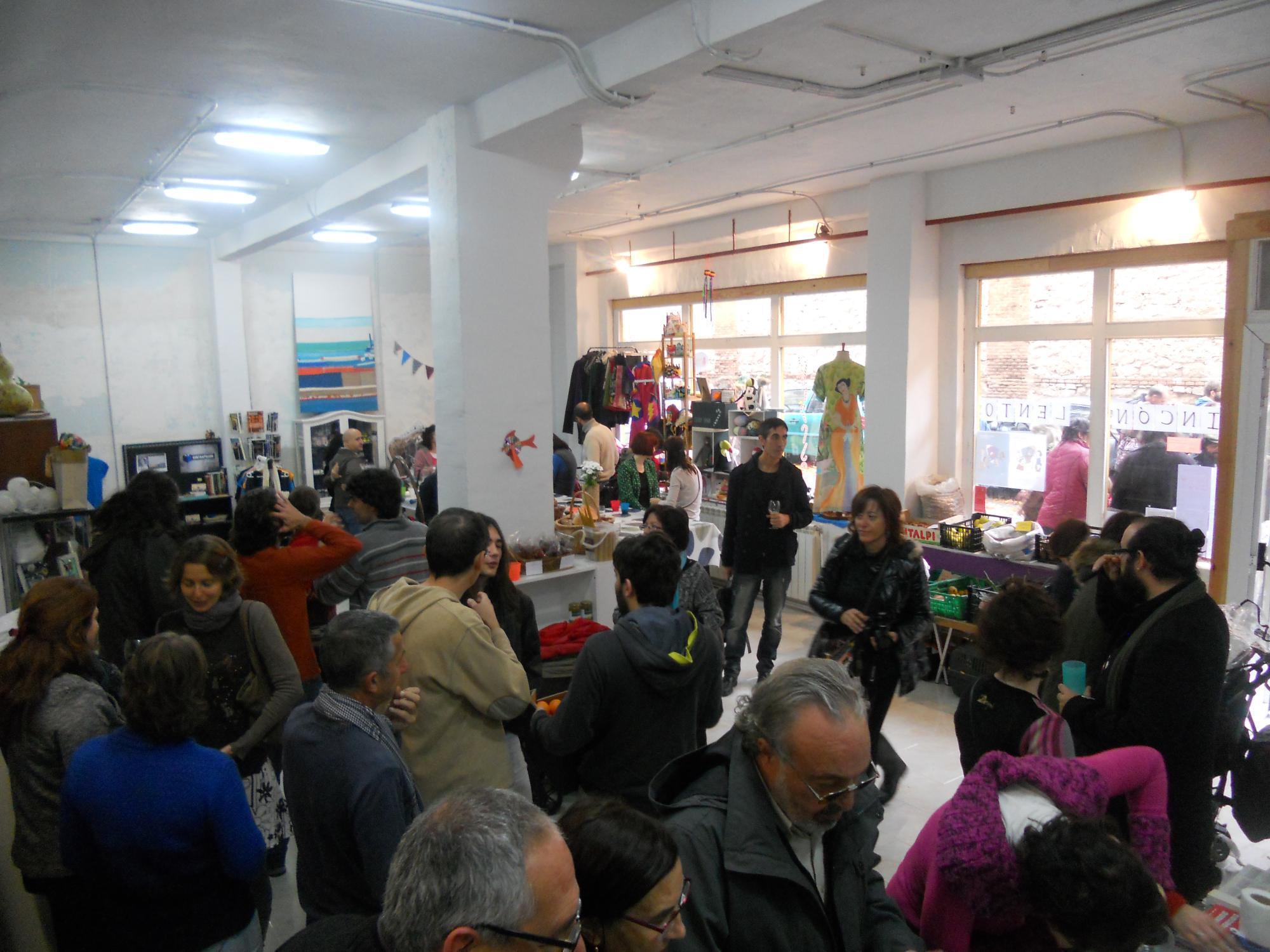 El Rincón Lento celebra el sábado su tradicional fiesta de Navidad
