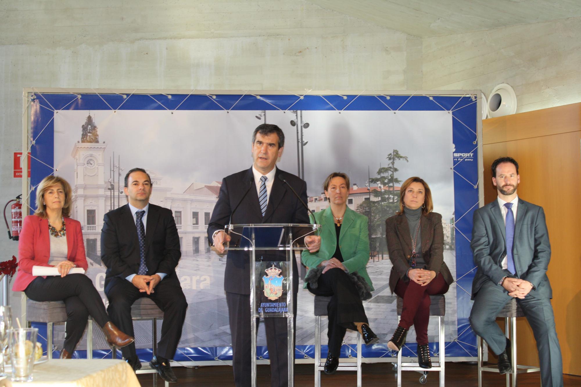 """Antonio Román: """"Guadalajara está mejor hoy que en 2007"""""""