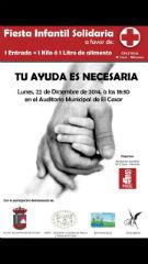 Fiesta Infantil Solidaria en El Casar